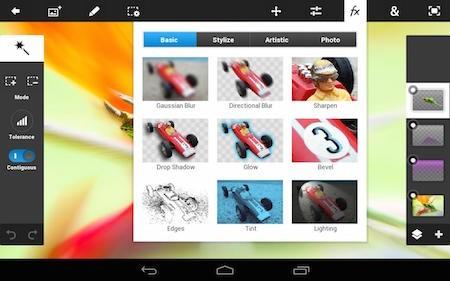 Adobe Photoshop Touch: