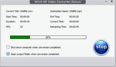 Chuyển đổi định dạng đồng loạt và ghép nhiều file video làm một