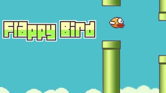 Flappy Bird, trò chơi được người Việt ưa chuộng và tìm kiếm nhiều nhất năm 2014 - Ảnh: PCMag