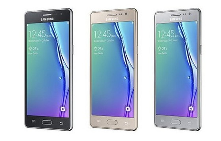 Samsung Z3 được nâng cấp cả về thiết kế lẫn cấu hình so với phiên bản Z1 trước đây