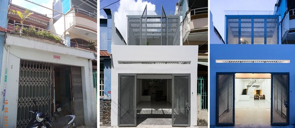 Căn nhà tồi tàn gây bất ngờ khi sửa với 400 triệu