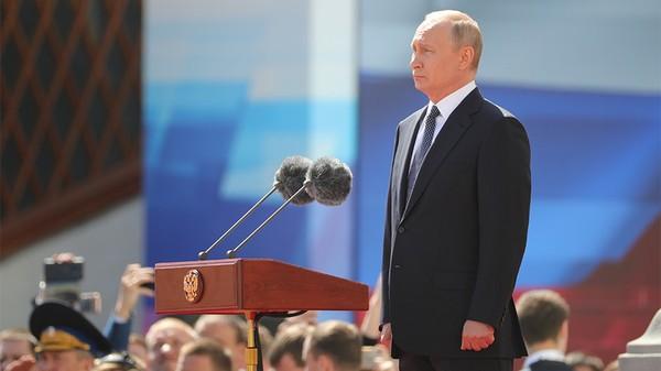 Tổng thống Nga Vladimir Putin trong lễ nhậm chức ngày 7-5, sẽ phải đối mặt các thách thức trẻ hóa đội ngũ, chuyển giao quyền lực suôn sẻ, và phát triển kinh tế. Ảnh: RT
