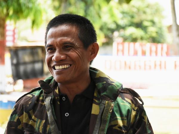 Tù nhân Mohammad Taris 49 tuổi phạm tội tham nhũng. Ảnh: NPR