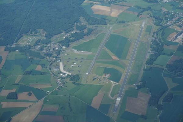 Căn cứ không quân Florennes của Bỉ. Ảnh: WIKIPEDIA