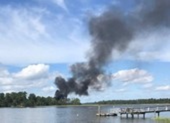 Tiêm kích tàng hình F-35B của Mỹ bị rơi ở South Carolina
