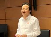 'Thu giá': Đừng đùa với tiếng Việt, thưa bộ trưởng