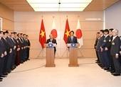 Việt Nam-Nhật Bản nêu quan điểm về vấn đề biển Đông