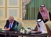 Thực hư thương vụ 110 tỉ USD Mỹ - Saudi Arabia?