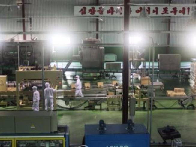 Nước đóng chai Triều Tiên được phép vào Hàn Quốc