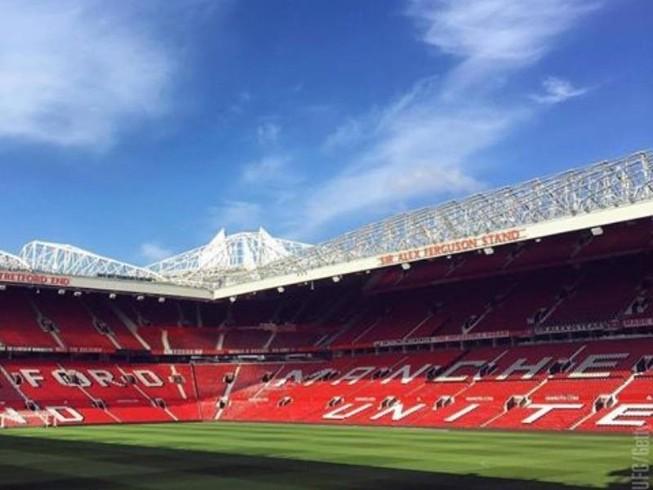 Manchester United mời đội bóng nhí đến xem mùa giải tới