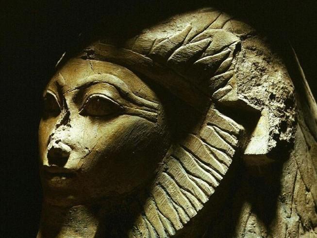 Tìm thấy thêm tượng nhân sư cổ ở Ai Cập