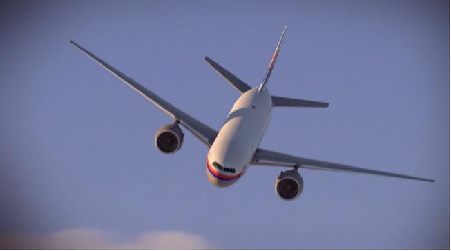 Clip tái hiện những hình ảnh cuối cùng của MH370