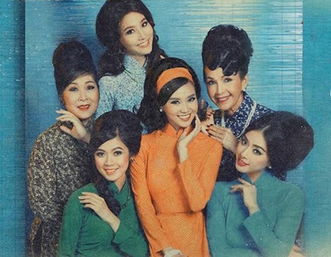 Ngô Thanh Vân làm phim về áo dài Sài Gòn trước 1975