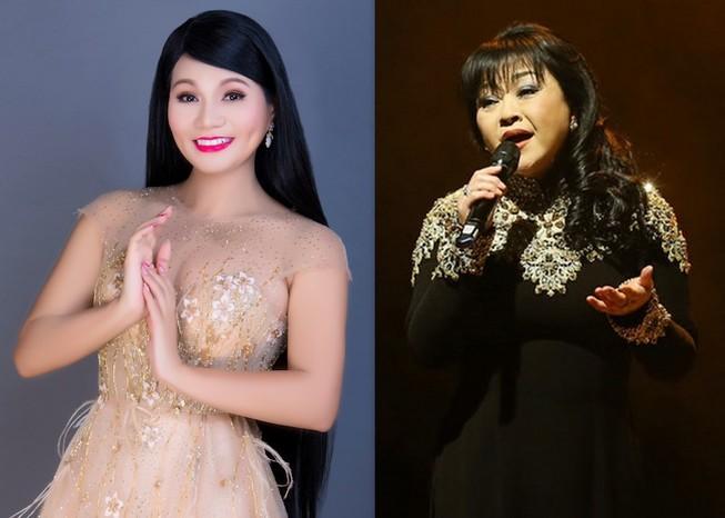 Hương Lan, Ngọc Huyền về nước trình diễn thời trang