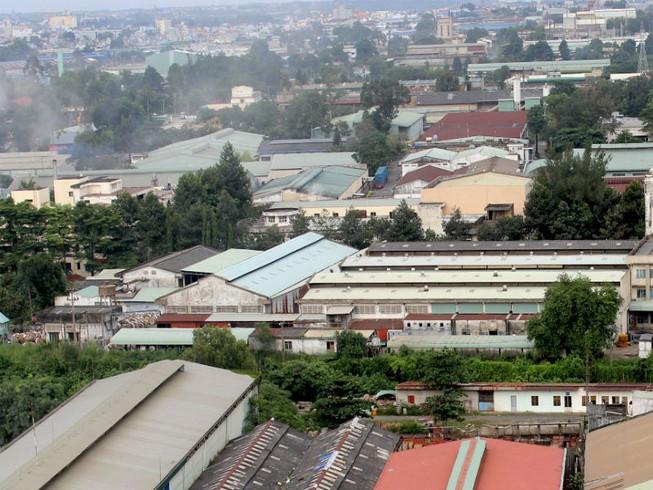 Hơn 15.000 tỉ đồng chuyển đổi công năng KCN Biên Hòa 1