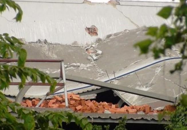 Đồng Nai: Sập sàn bê tông khiến 4 người thương vong