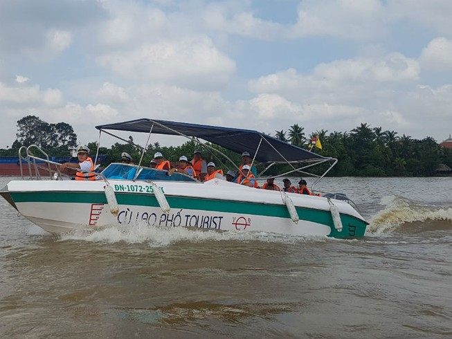 Đồng Nai: Đưa tuyến du lịch đường sông vào khai thác