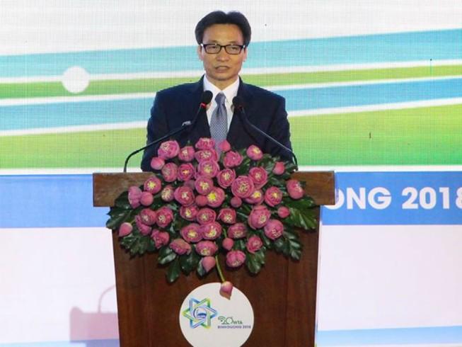 Bình Dương tổ chức Hội nghị Thành phố thông minh