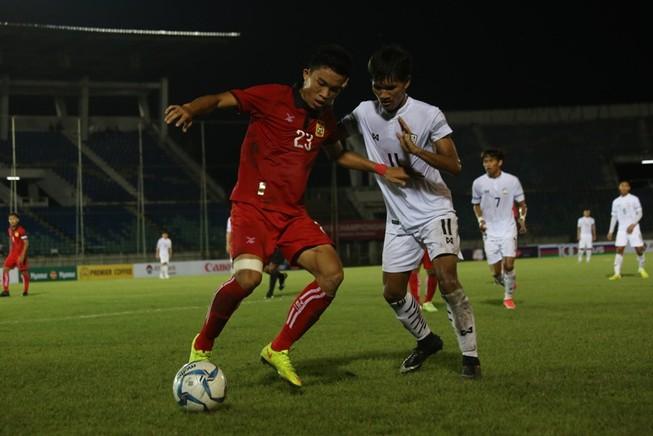 Như đàn anh U-22, U-18 Việt Nam bị loại đầy đau đớn