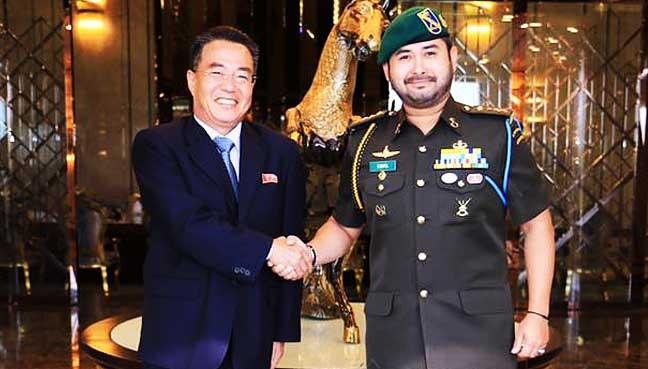 Bão tố lại ập xuống trận Triều Tiên - Malaysia