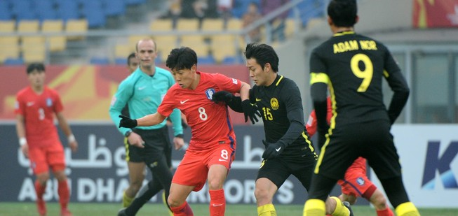 Thua quả cảm Hàn Quốc, Malaysia ngẩng cao đầu rời giải