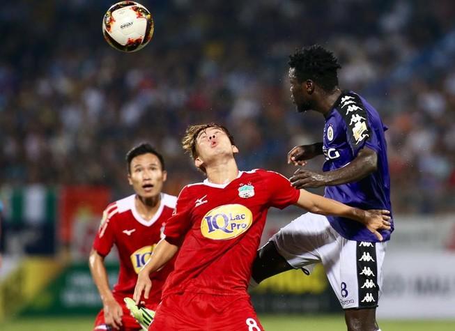 Tứ kết Cúp Quốc gia: Hòa 1-1 với Hà Nội, HA Gia Lai bị loại