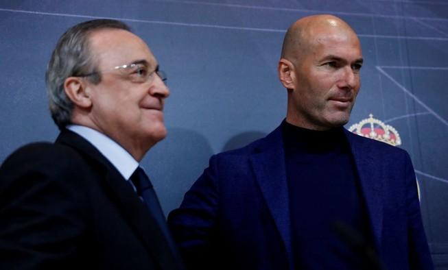 Zidane còn mục tiêu gì nữa mà không ra đi!