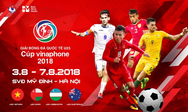 U-23 Việt Nam tái đấu U-23 Uzbekistan và U-23 Úc
