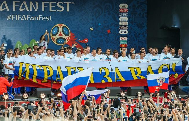 Sau World Cup 2018, đội tuyển Nga sẽ tốt hơn