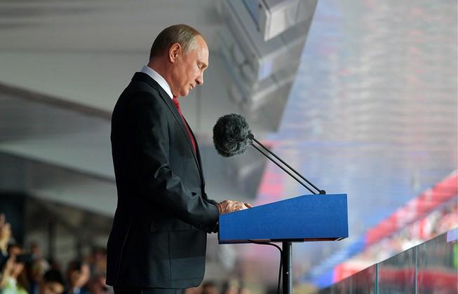 Ông Putin dự trận chung kết, chưa có kế hoạch gặp tuyển Nga