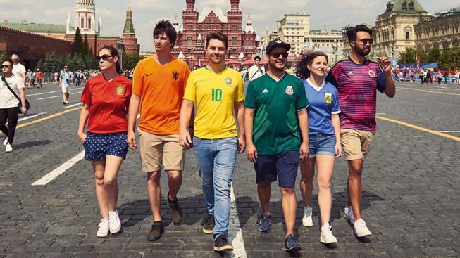 Thế giới LGBT sẽ 'biểu tình tàng hình' ở Moscow