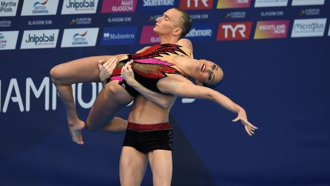 Nga dẫn đầu Giải vô địch Thể thao châu Âu