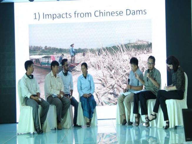 Thủy điện trên sông Mekong làm 60 triệu dân ảnh hưởng