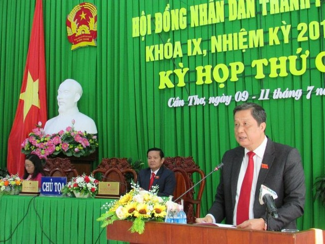 Chủ tịch HĐND TP Cần Thơ đề nghị quản lý chặt ngân sách