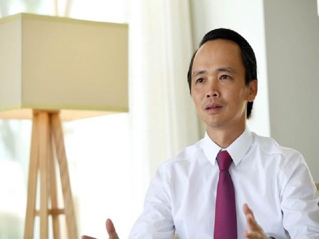 Ông Trịnh Văn Quyết bị phạt do bán cổ phiếu 'chui'