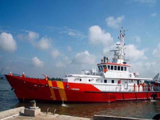 Tìm thấy vị trí tàu Hải Thành 26 bị chìm