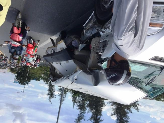 Tai nạn kinh hoàng cầu Rạch Miễu, 2 khách chết tại chỗ