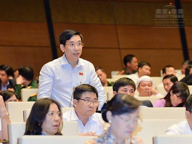 Thôi nhiệm vụ chuyên trách với ĐBQH Nguyễn Văn Cảnh