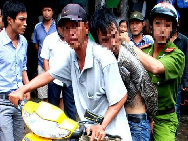 Bộ Công an tăng cường trấn áp tội phạm cướp, cướp giật
