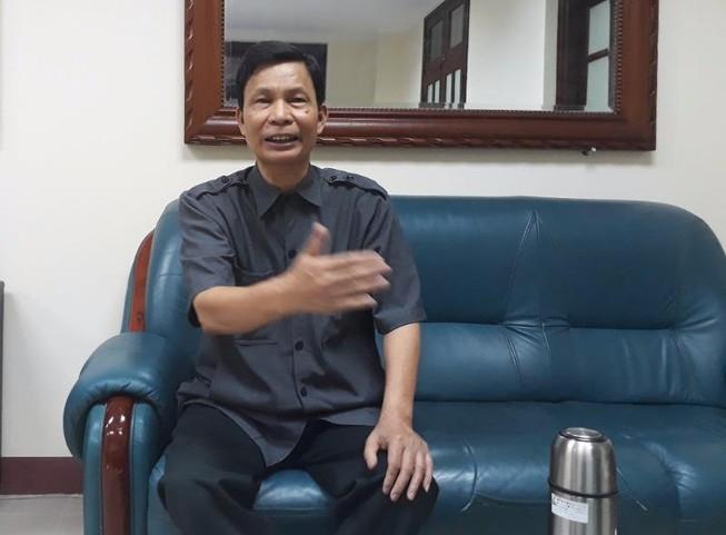 Ông Nguyễn Minh Mẫn không được cấp phép họp báo