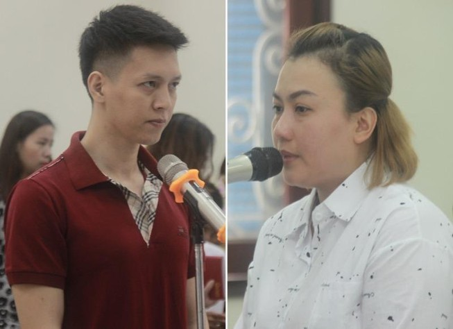 Hơn 11 năm tù cho 2 vợ chồng hành hạ dã man con trai