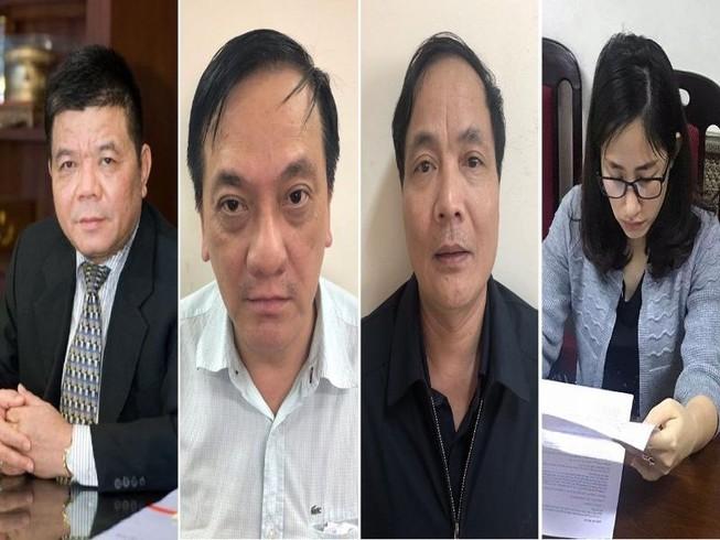 Bộ Công an bắt giam cựu Chủ tịch ngân hàng BIDV Trần Bắc Hà