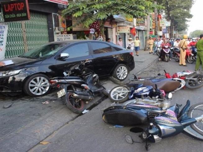 Gây tai nạn rồi bỏ trốn bị phạt thế nào?