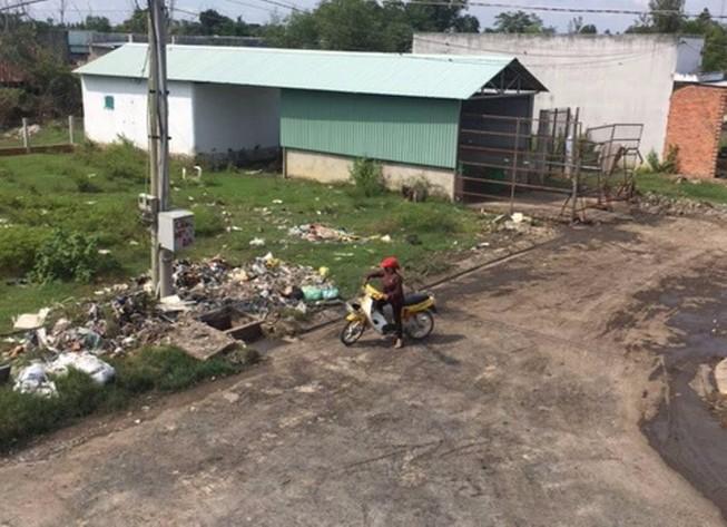 Xóa cảnh khổ cho khu dân cư Hòa Khánh Nam