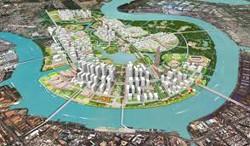 Đề xuất đấu thầu dự án khách sạn sáu sao ở Thủ Thiêm