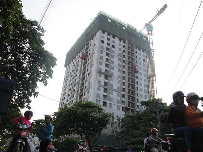 Sẽ ngưng xây cao ốc ở trung tâm?