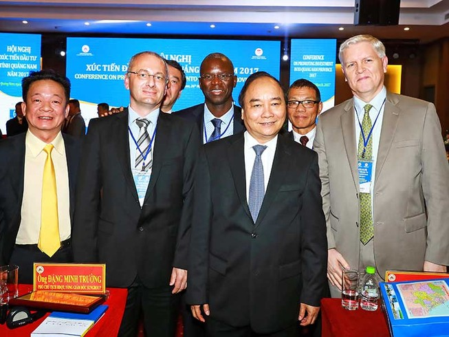 'Quảng Nam phải thành trung tâm du lịch tầm cỡ quốc tế'