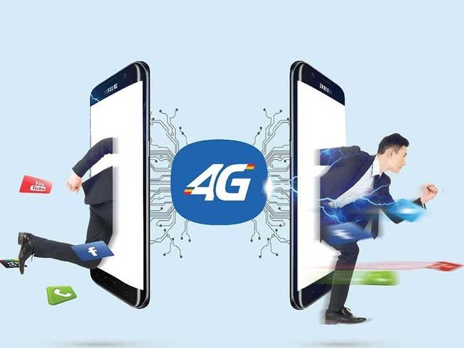 Những lợi ích khi xài 4G