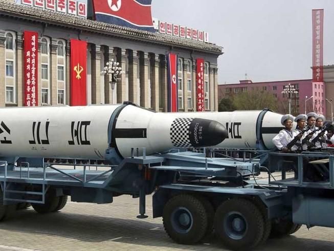 Triều Tiên giới thiệu tên lửa đạn đạo liên lục địa mới