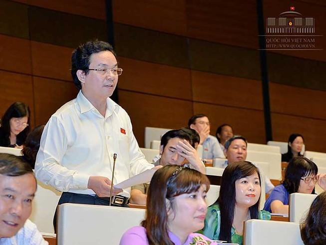 Đại biểu nêu mối nguy trong quản lý nợ công